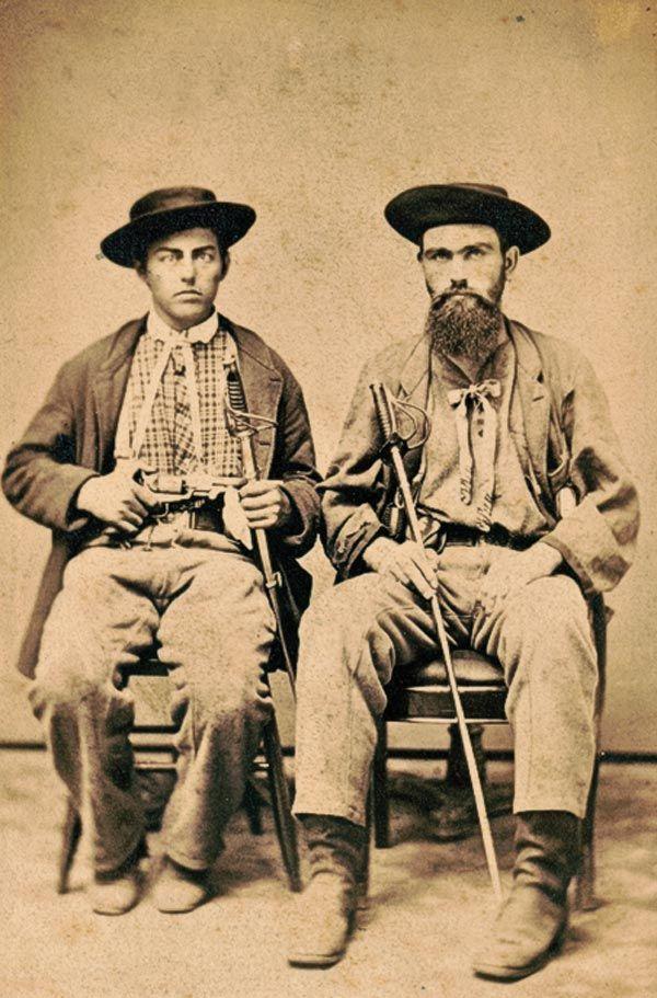 A Western Shootist Is Born American Civil War American History