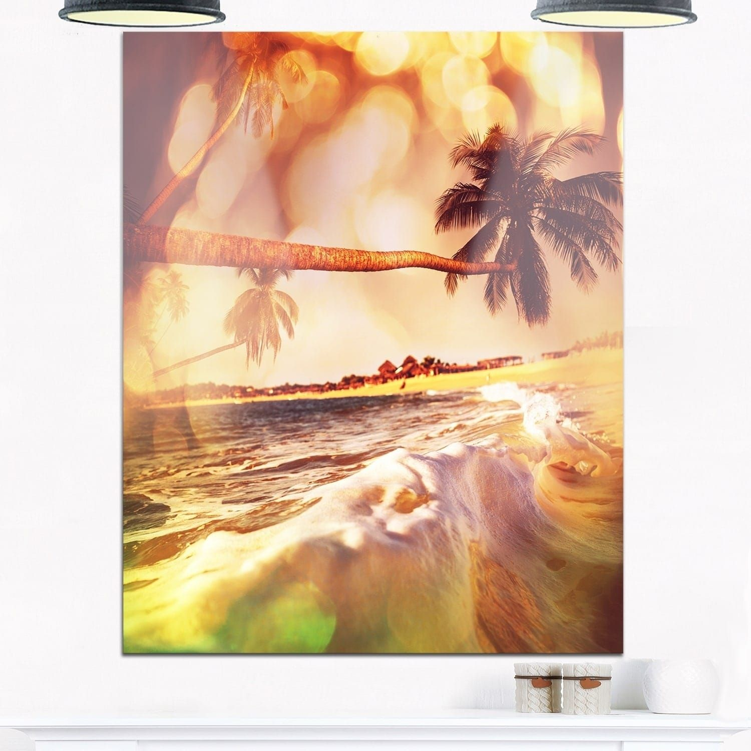 Tropical beach with bent products pinterest tropical beaches
