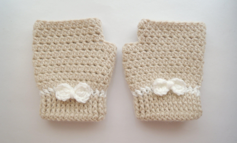 Crochet pattern for fingerless gloves | Tutoriales varios ...
