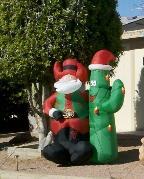 Airblown Christmas Inflatables
