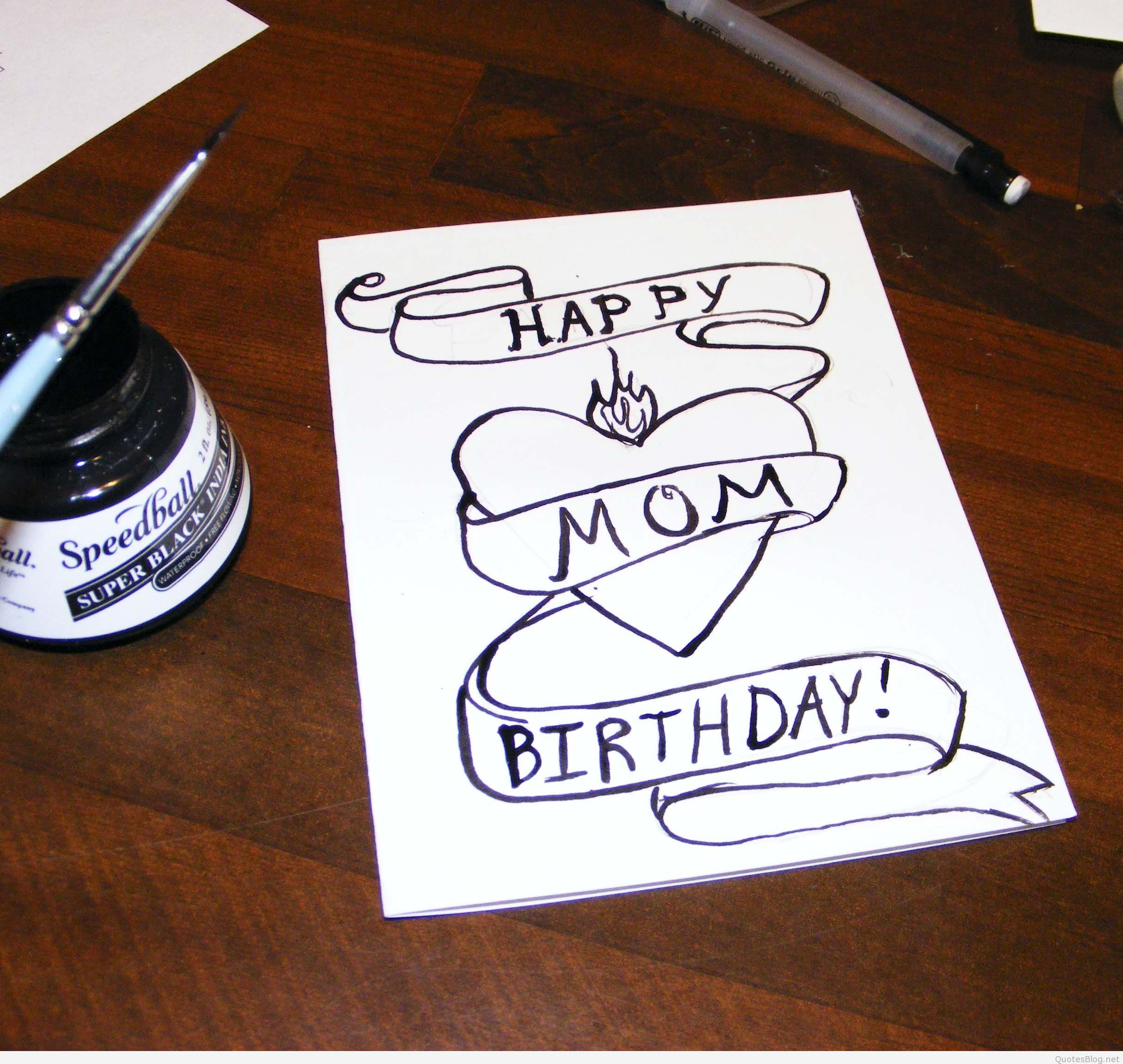 Happybirthdaymomquotespictureshdwallpapers quotes happy birthday messages for momsmothers kristyandbryce Images