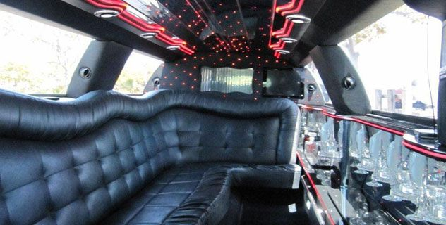 Lincoln Town Limousine At Aall In Limos Service Llc Inside