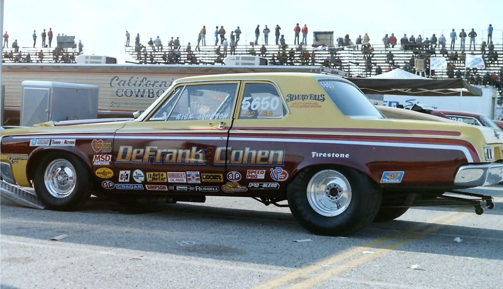 Pin by Rick Graham on 1320 - Pro Stock and Stock Class Racers ...