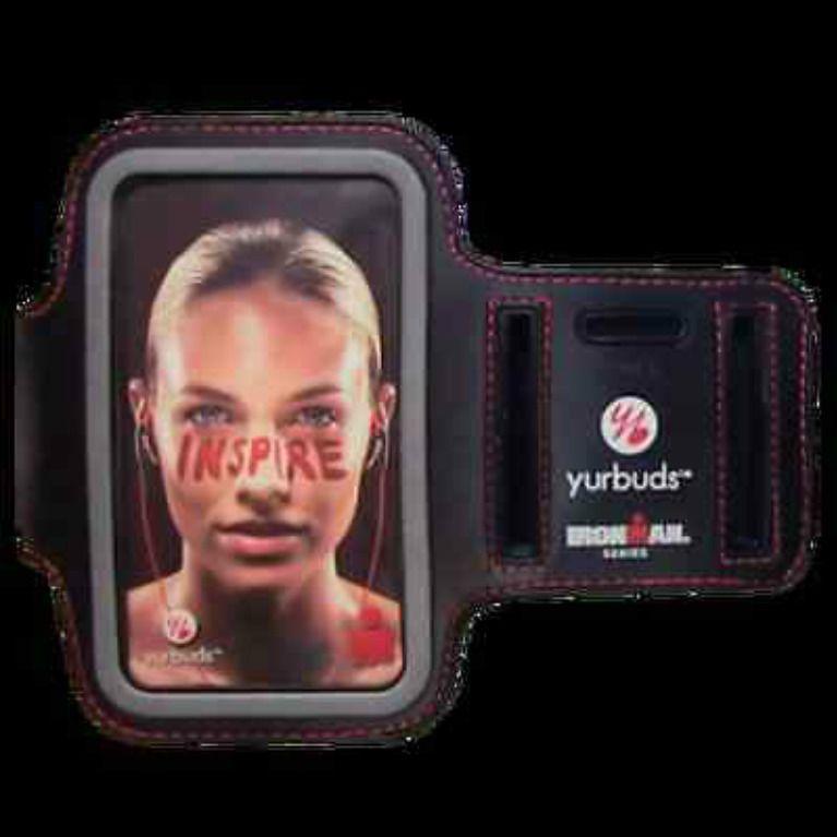 Yurbuds Ironman Series iPod Touch or iPhone Armband  #yurbuds