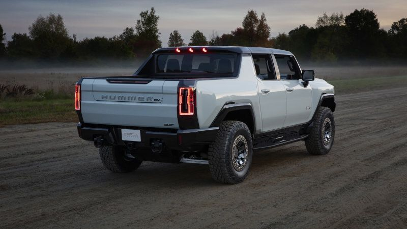 The Hummer Ev Edition 1 Is Sold Out And It Ll Be Years Before Other Trims Arrive Ev Truck Hummer Pickup Hummer