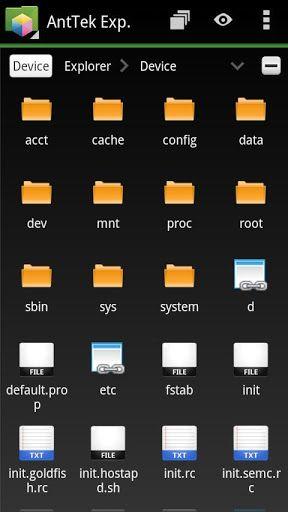 AntTek Explorer (File Ma… | Download Free Mobile Application