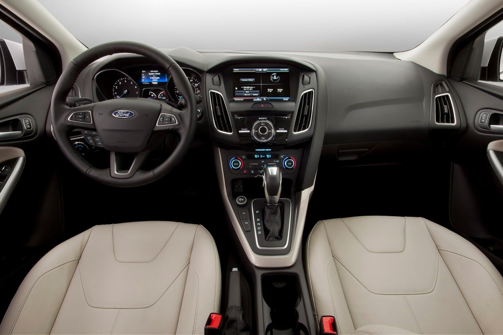 ford focus manual 2015