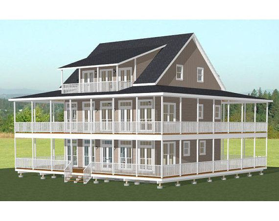 32x32 6bedroom house 2934 sq ft instant by for 32x32 cabin plans