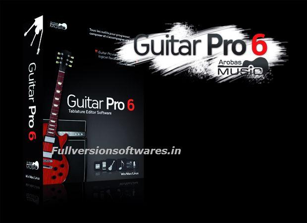 guitar pro 6 crackeado completo