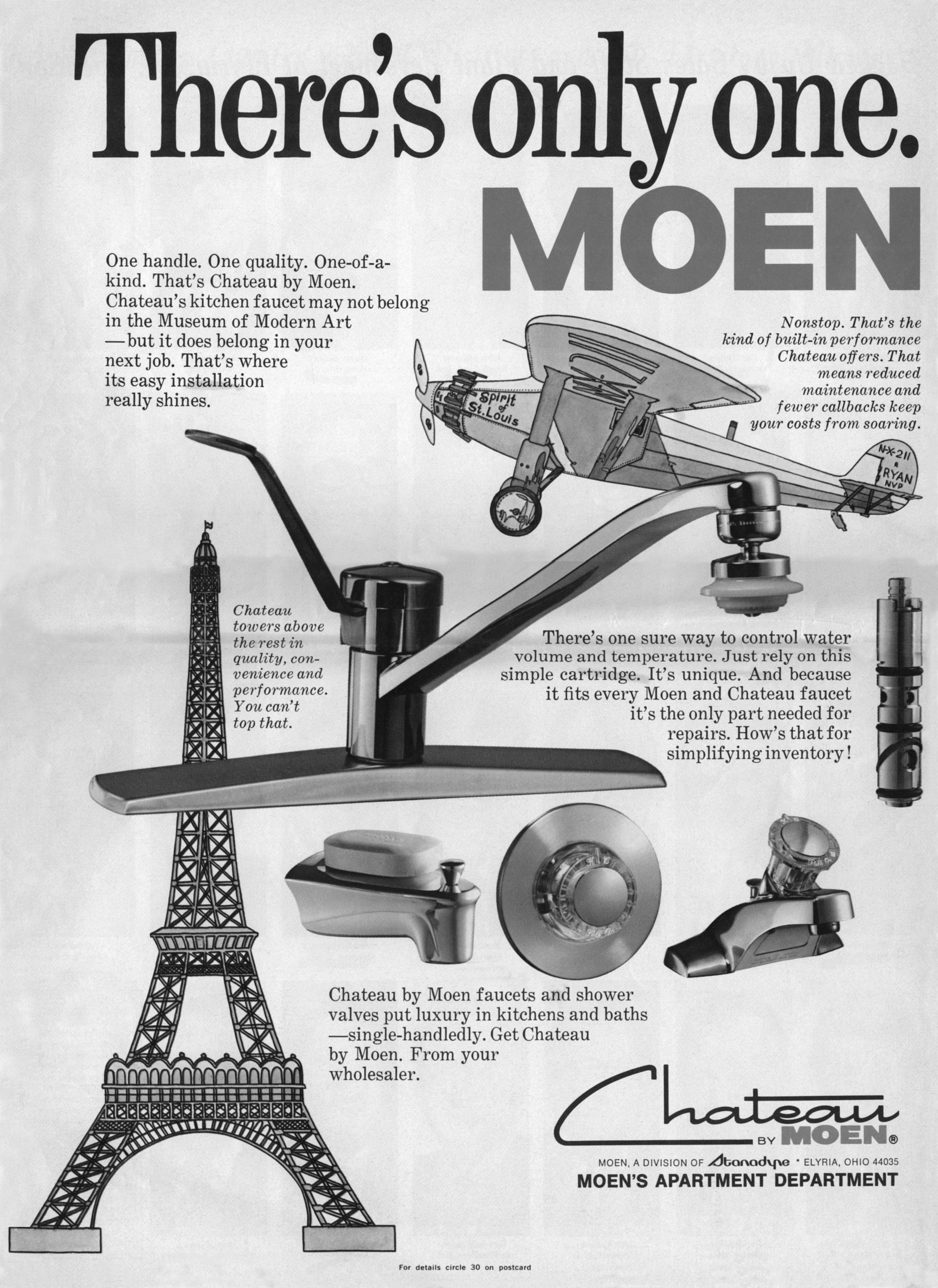 Moen Legend Kitchen Faucet Moen Takes Flight With The Single Handle Faucet Advertising A
