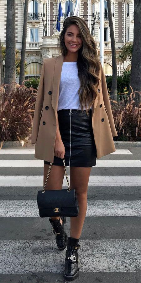 30+ Pretty Winter Outfits You Can Wear on Repeat #winteroutfits