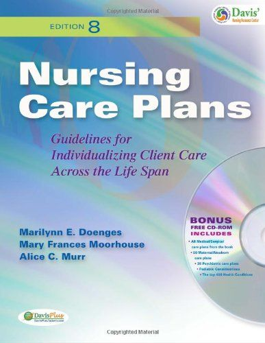 Nursing Care Plans Guidelines for Individualizing Client Care - care plan