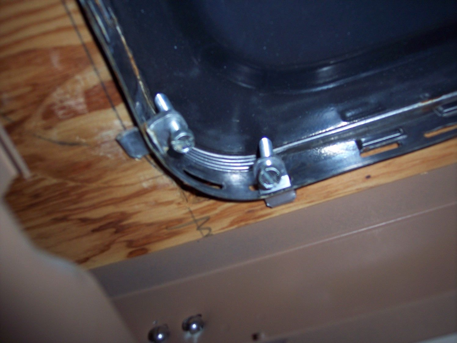 Do drop-in, 50s cast iron sinks need clips | Kitchen sink ...