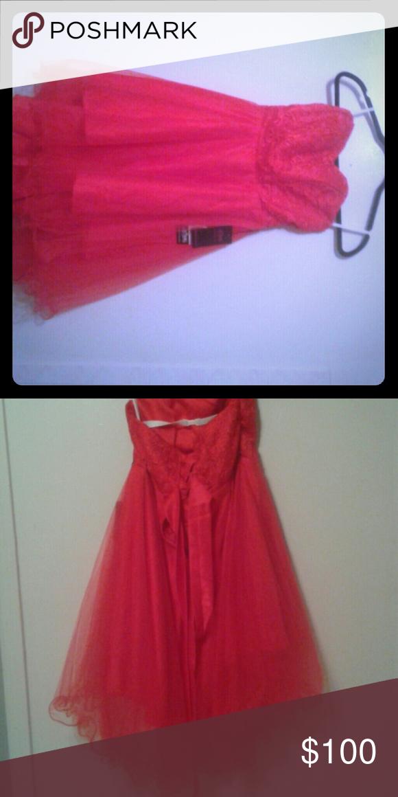 Dress Corset top  A-LINE TOOL DRESS Dresses Mini