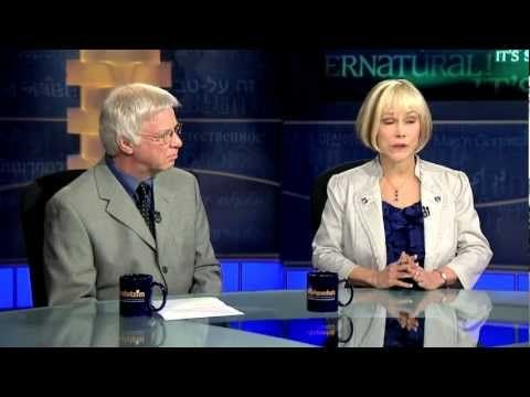 Dennis and Dr  Jen Clark on It's Supernatural with Sid Roth - God's