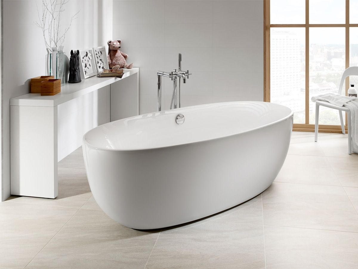 Roca Virginia 1700 Freestanding Bath | Bathroom | Pinterest ...