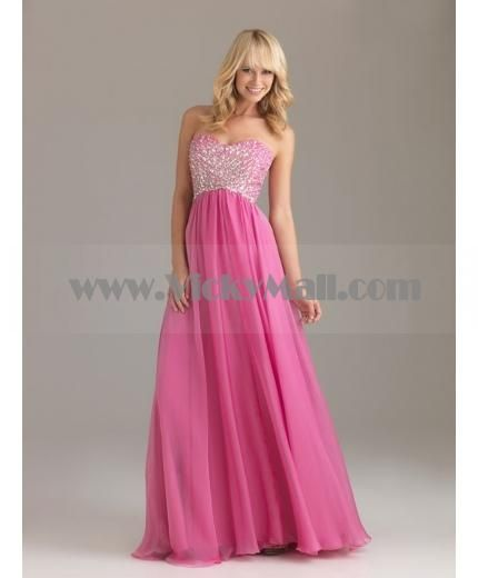 Pink long bridesmaid dresses do dew will women flavour push to the high tide