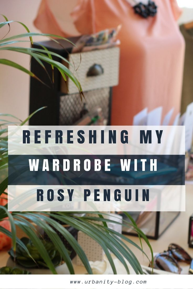 Refreshing my Wardrobe with Rosy Penguin | Penguins, Edinburgh and ...