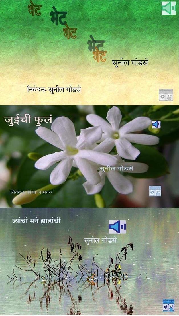 Sunil Godse - Nivadak Katha Abhivachan - Sunil Godse, Priya