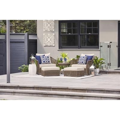 Allen Roth Outdoor Conversation Set Frs80743b Mercerville 5