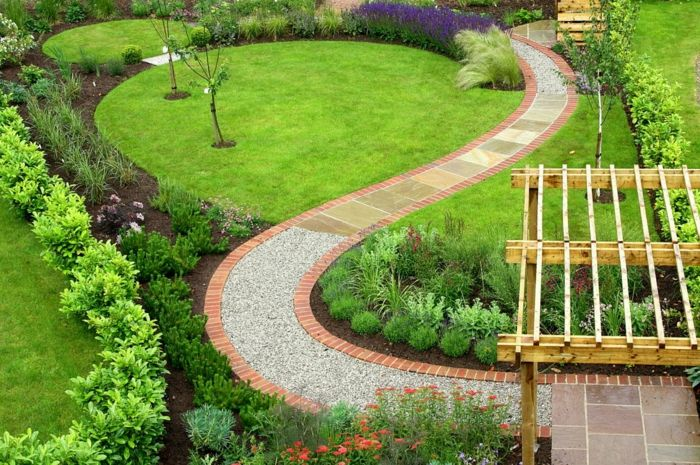 Modern Garden Ideas On How To Make A Perfect