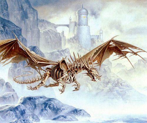 Clyde Caldwell Images De Dragons Art Fantastique Et Dragons