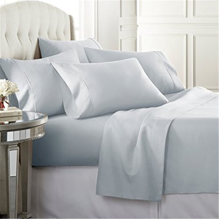 Fashion Bedding Set Ultra Soft Bed Cover 6 Pcs Fine Linen Bed Sheets Set With Pillowcase Comfort Premium Bedding Queen Bedding Sets Luxury Bed Sheets