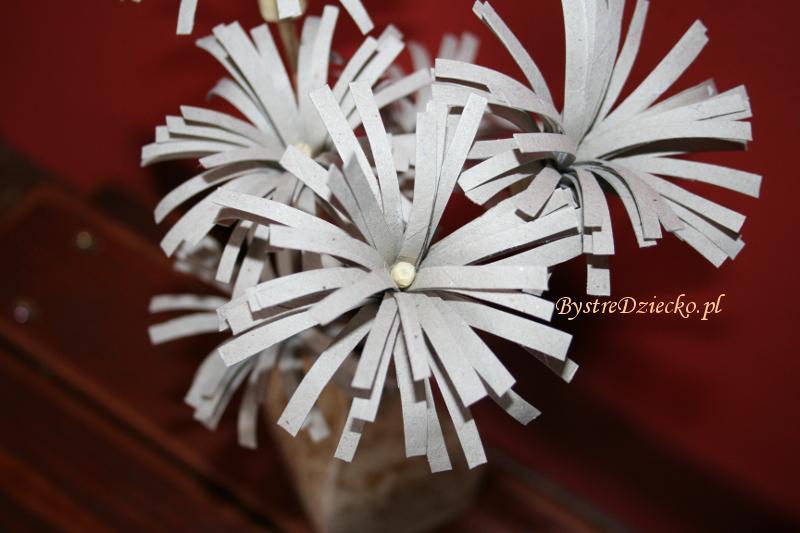 Urodzinowy Bukiet Pieknych Kwiatow Z Rolek Flowers Dandelion Decor