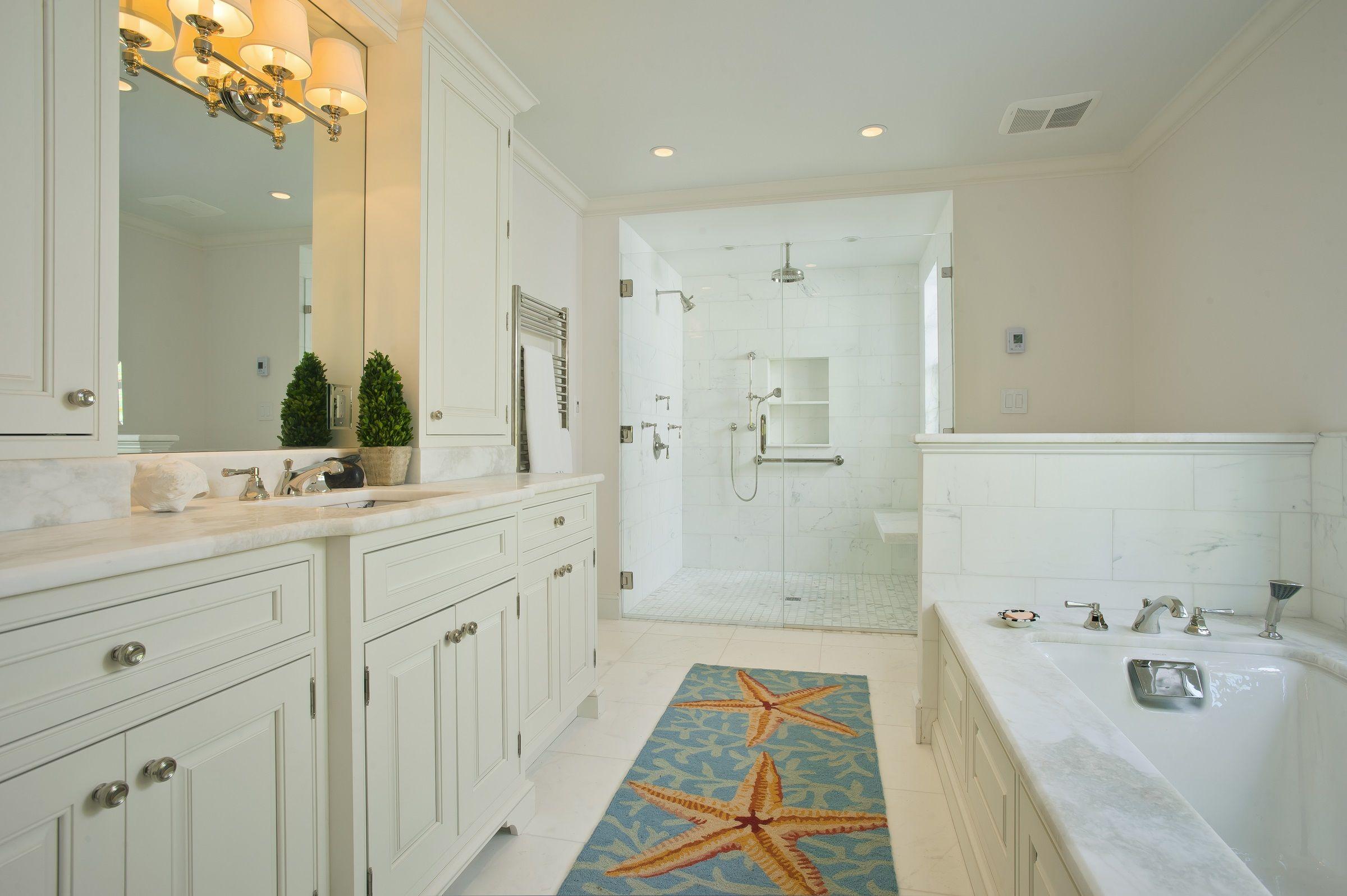 Bathroom Remodel 80 000 100 000 Delbert Adams Construction Group Llc Fresh White Master Bath Towson Md Best Interior Paint Bath Remodel Bathrooms Remodel [ 1597 x 2400 Pixel ]