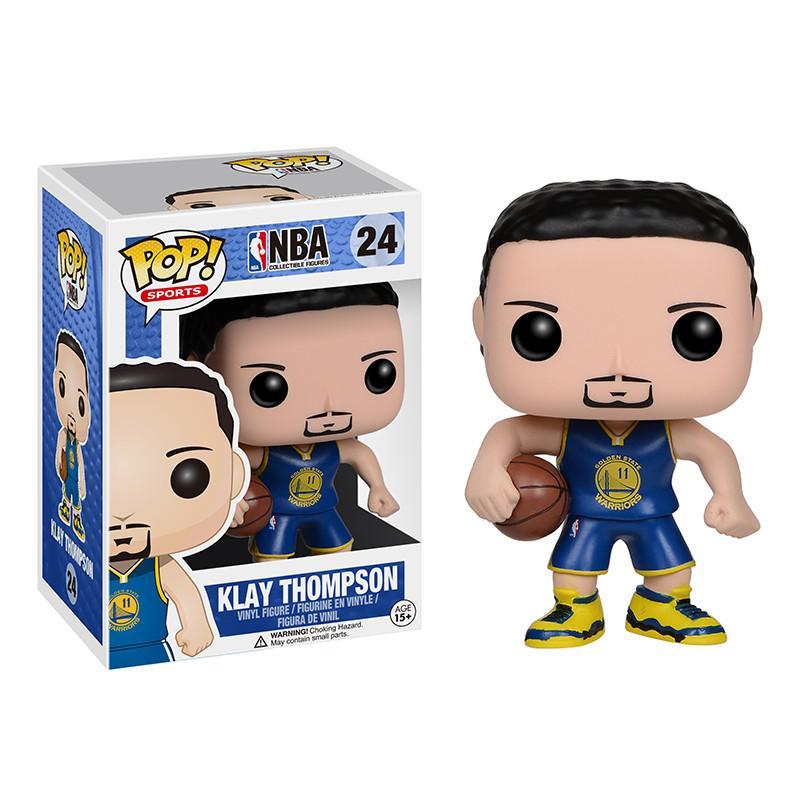 Official Funko pop NBA Super Star Basketball Player Klay