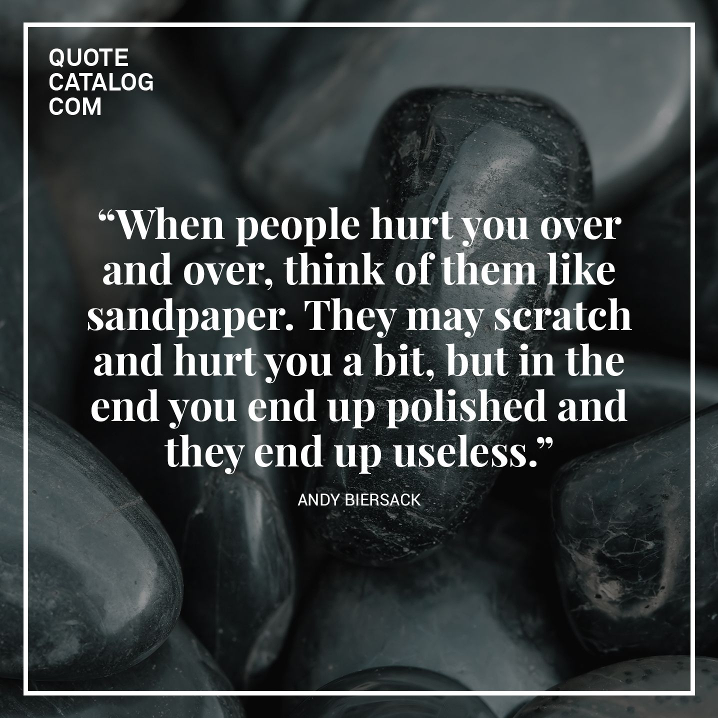 """Quotes About Someone Hurting You Over And Over: """"When People Hurt You Over And Over, Think Of Them Like"""