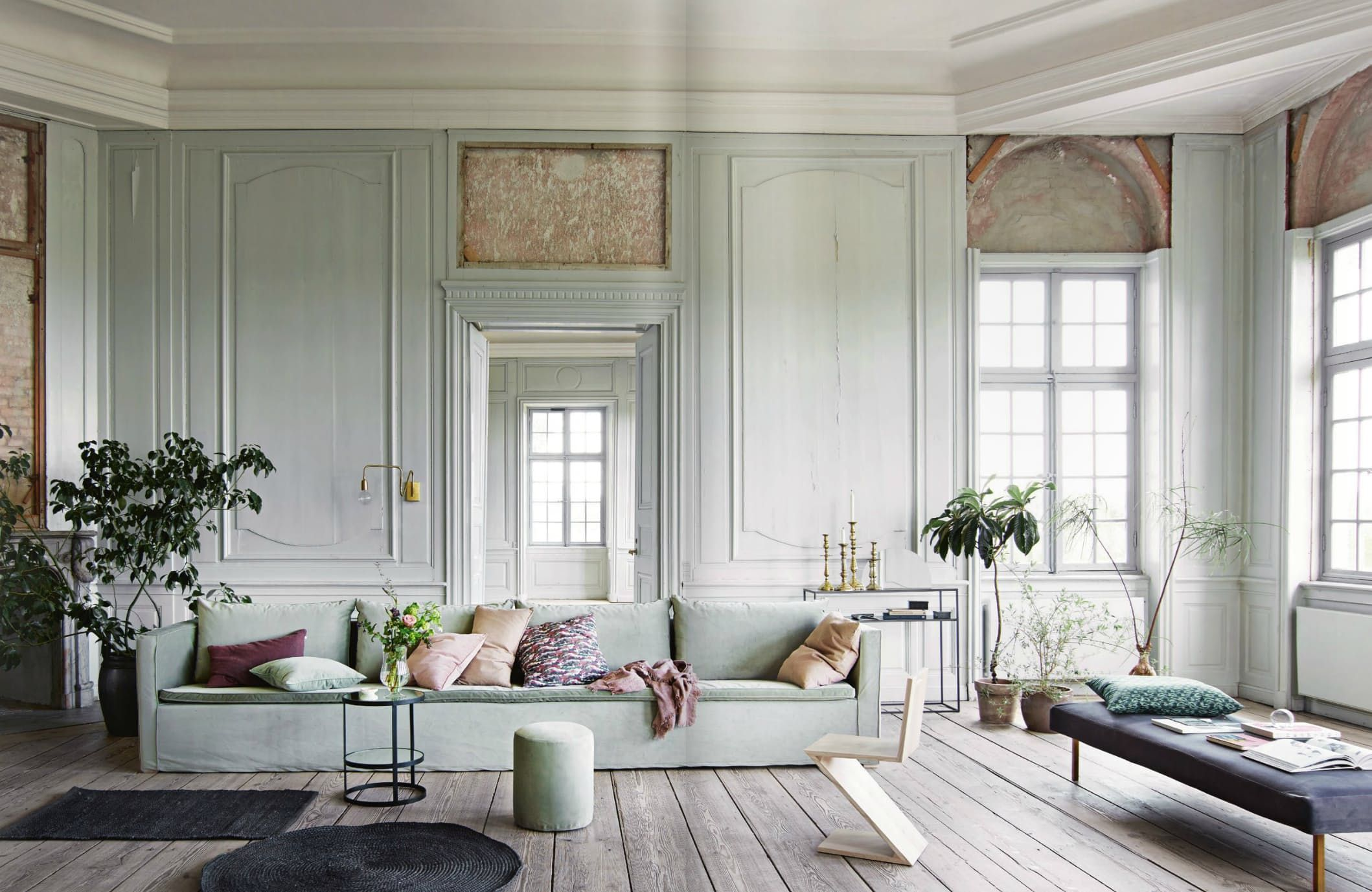 This Danish Castle Mixes Old World Style And Scandinavian Minimalism And It Is Fantastic Home Decor Interior Design Interior