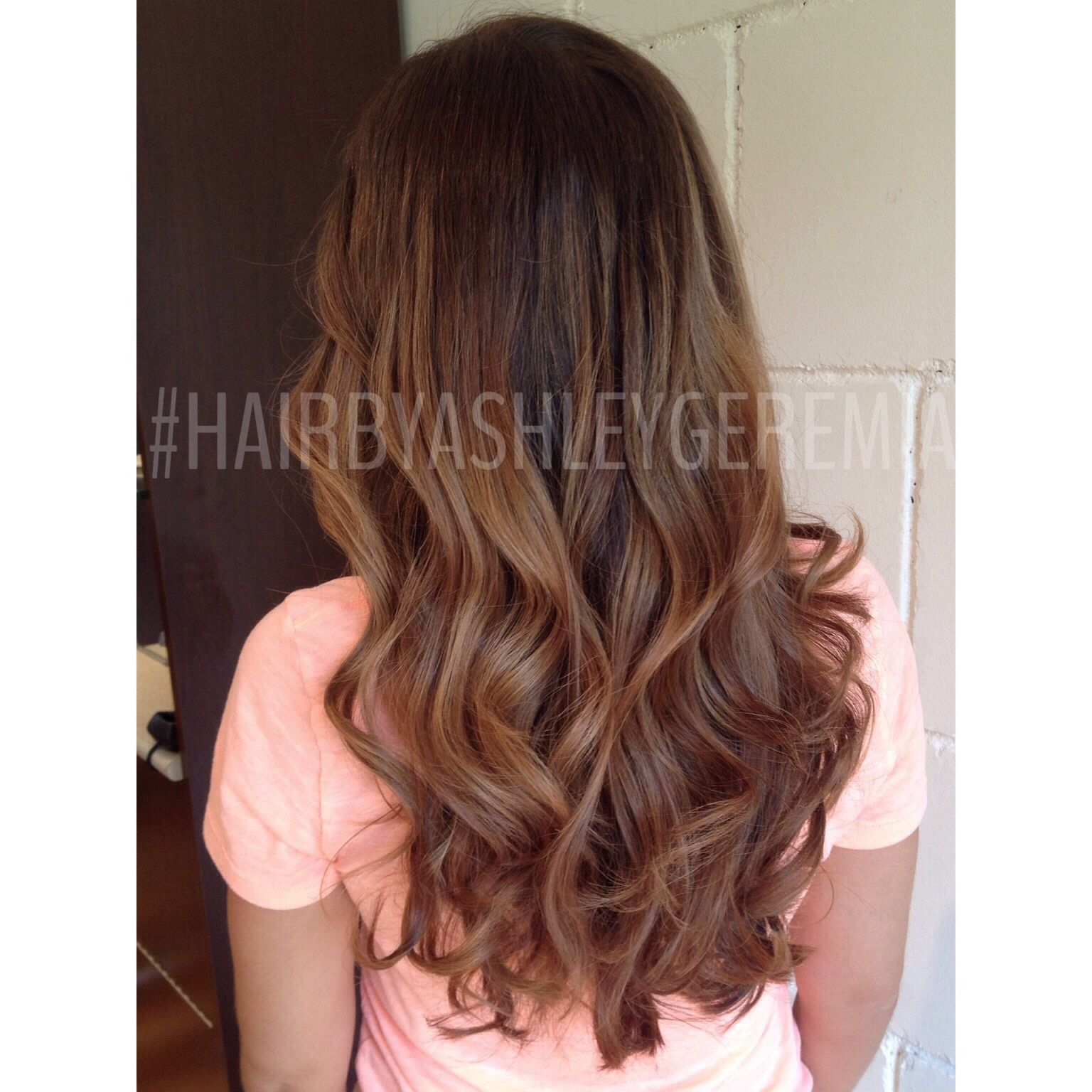 Balayage ombre balayage highlights balayage hair