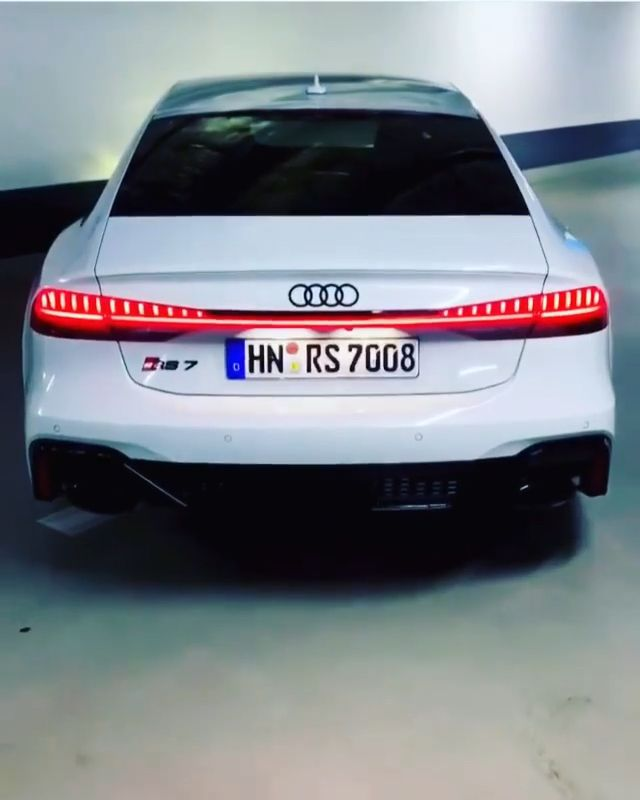 Photo of NEW Audi RS7