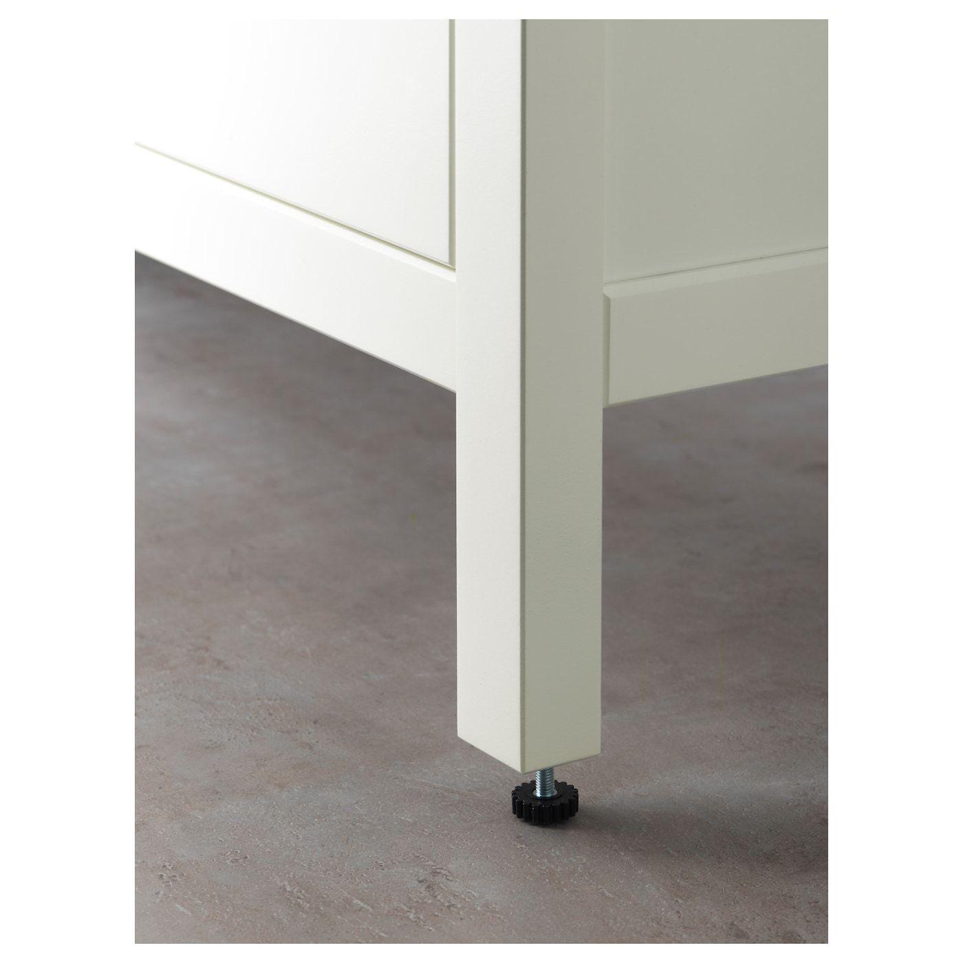 Ikea Hemnes Odensvik Bathroom Vanity White Runsk U00e4r