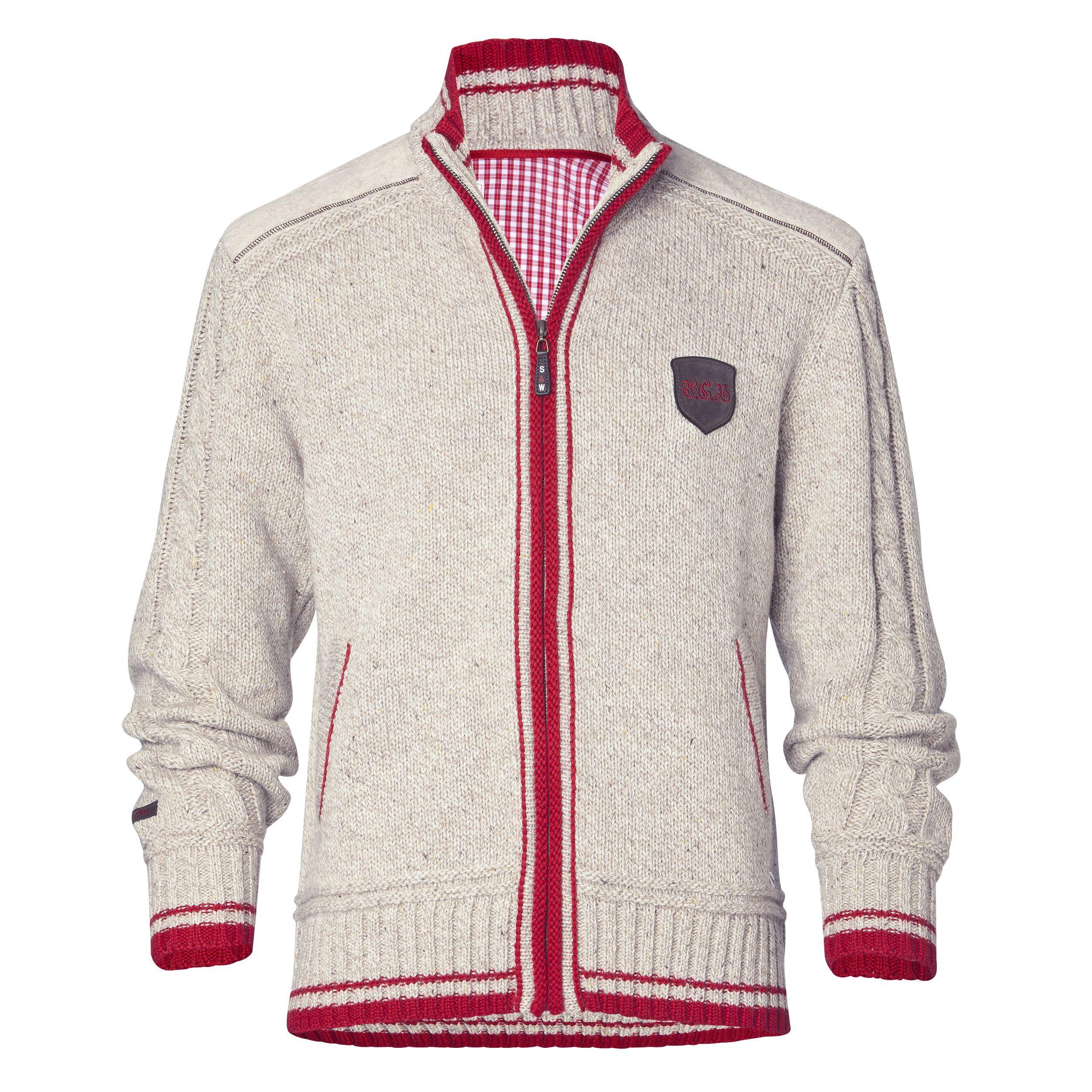 knit jacket jacket online bestellen im fc bayern fanshop. Black Bedroom Furniture Sets. Home Design Ideas