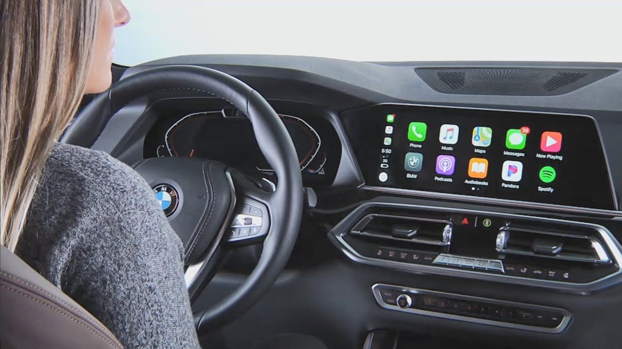 Pair Your iPhone And Enable Apple CarPlay In iDrive 7