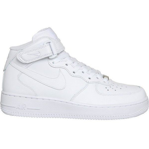 Nike air force, White leather sneakers