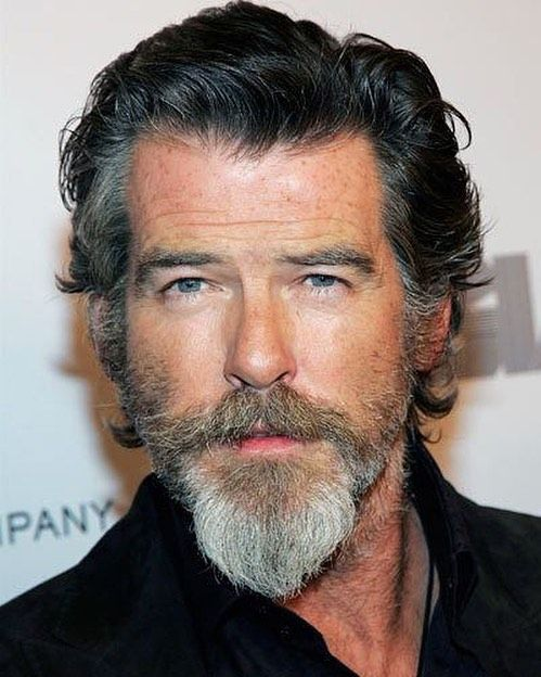 How to grow a van dyke beard