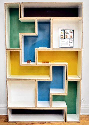 Tetris Kast Om Zelf Te Maken Interieur Inspiratie
