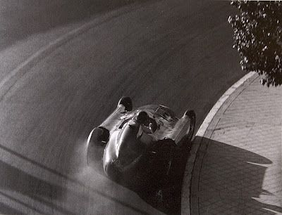 Mercedes Benz by Fangio