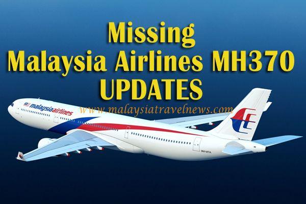 El Vuelo 370 de Líneas aéreas de Malasia