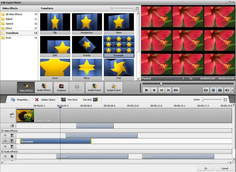 Инструкция по работе с amor mpeg to dvd burner