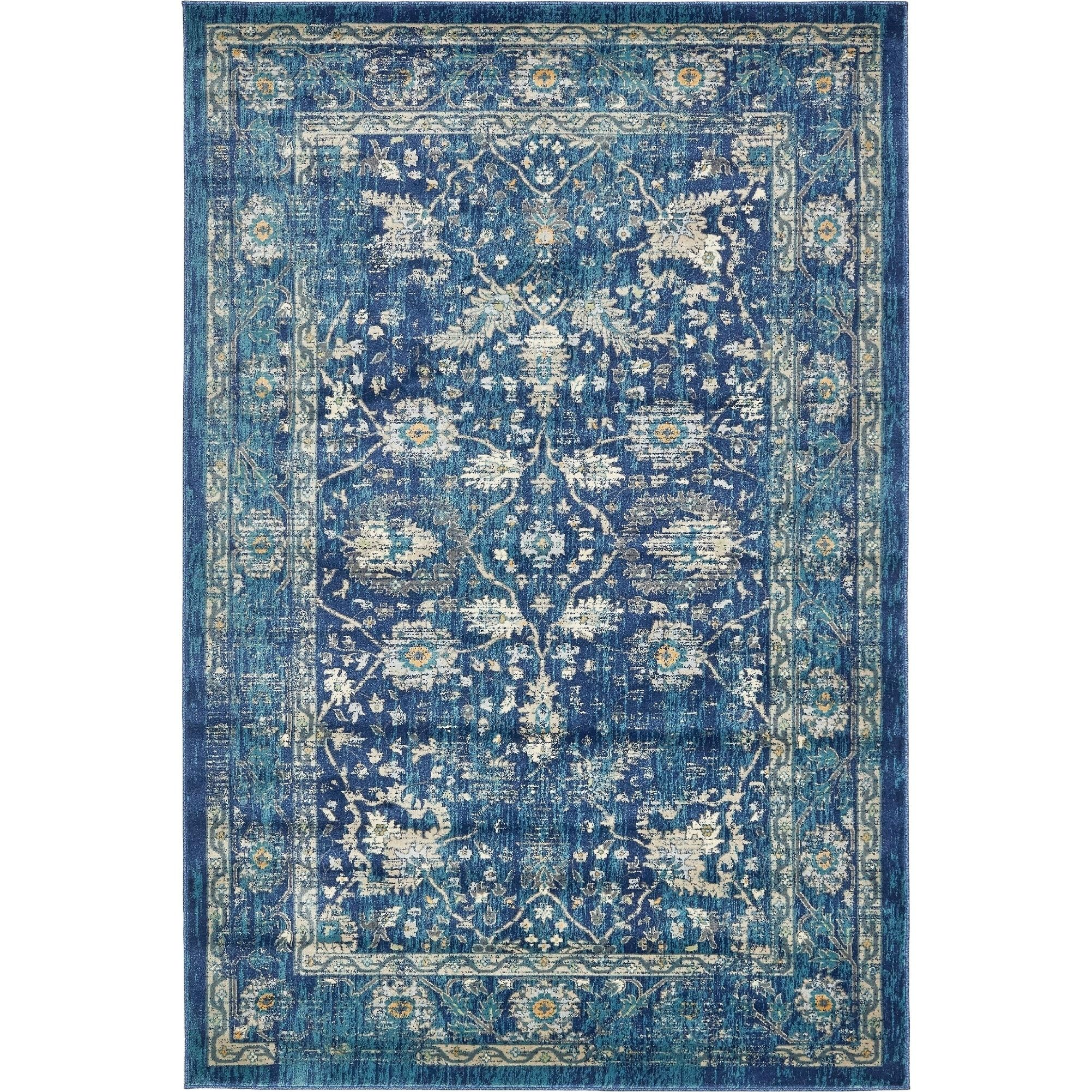 rug area kaoud product momeni collection navy new wave rugs