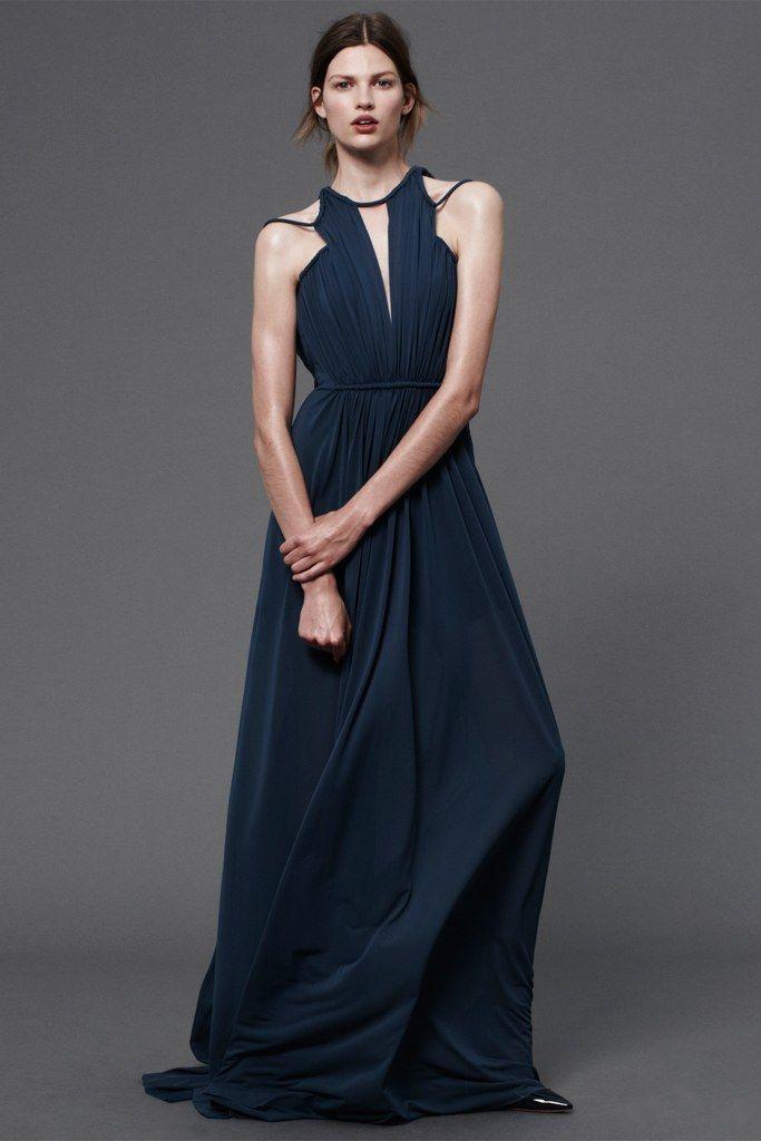 J. Mendel Resort 2013 Fashion Show - Bette Franke