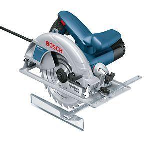 Bosch Gks 190 1250w 190mm Professional Circular Saw 110v 110v 1250w 190mm Bosch Circul