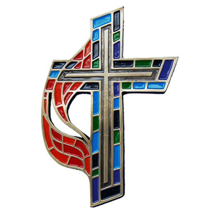 United Methodist Wall Cross
