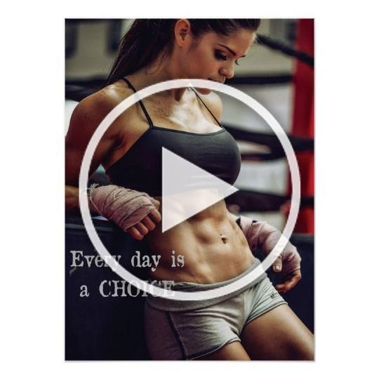 Workout Fitness Gym Motivational Poster  #activewear  #clothing  #fashionbloggers  #fitness  #fitnes...