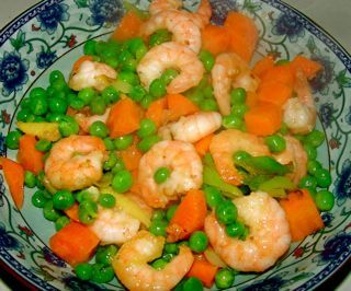 Chinese food home cooking recipe simply cook prawns a seafood chinese food home cooking recipe simply cook prawns forumfinder Images