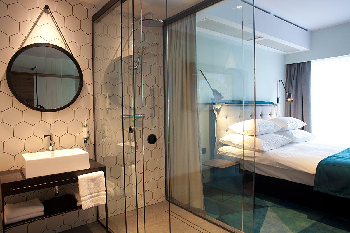 Puro Hotel Poznan Small Hotel Room Hotel Room Design Boutique